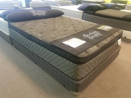 ultra plush pillowtop the 15 rejuvenate by american bedding discount mattress