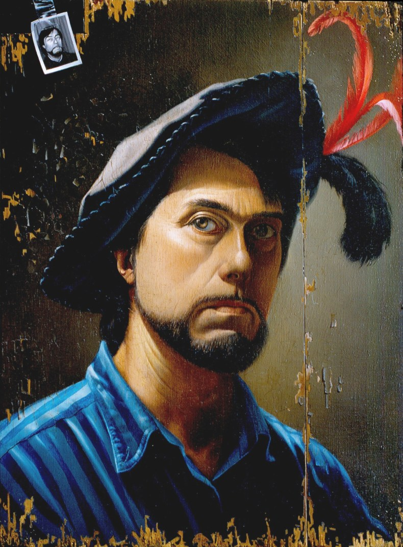 Pierre Gilou | Artiste Peintre | Trompe-l'œil |