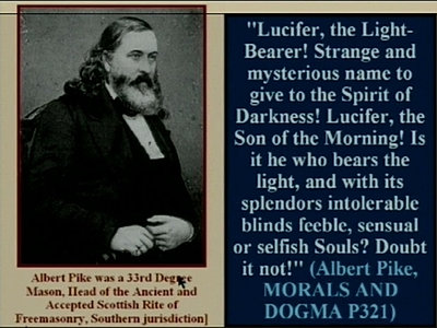 Image result for albert pike light bearer