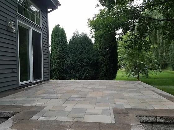 paver patio roseville mn 55113 easy