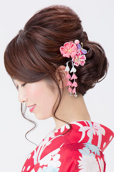 Tata Rambut Cantik Dengan Gaya Rambut Sanggul Ala Jepang Yumeyakata