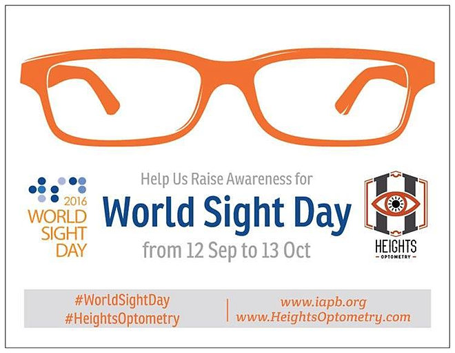Image result for Images for World Sight Day 2016.