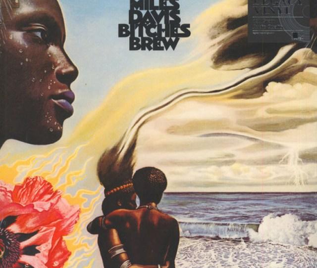 Miles Davis Bitches Brew Front Cover