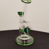 "5.7"" Glass Water Pipe ""Easy to Hide"""