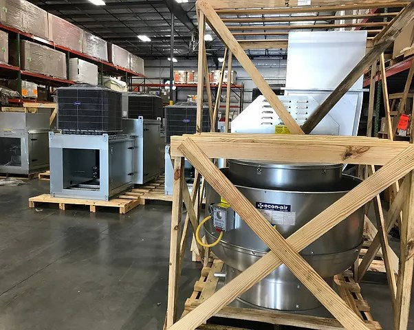food service air systems