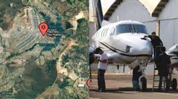 O Aeroporto Clandestino de Brasília Utilizado Por Deputados, Senadores e Empresários Para Escapar da PF