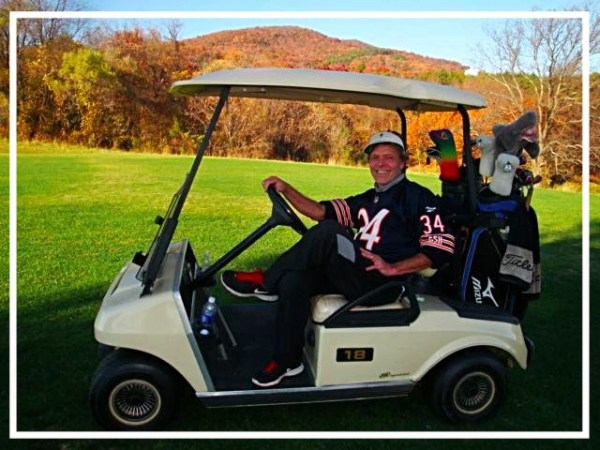 ron chuman bed and breakfast the black lantern inn roanoke virginia loved to play golf and enjoyed driving golf carts