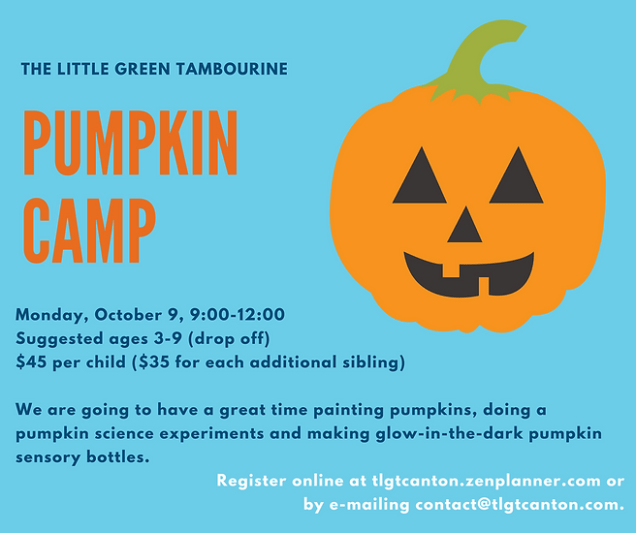 Pumpkin Camp