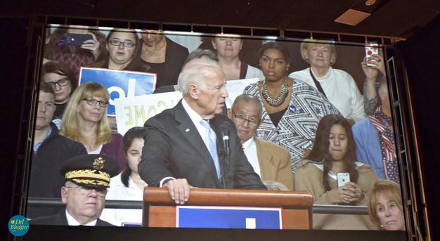 Vice President Joe Biden in Delaware