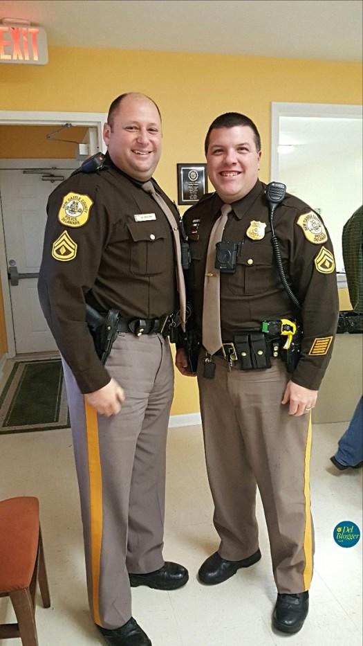New Castle County Cops