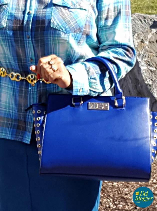 Sigma Gamma Rho Purse