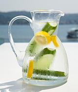Fruit Infused Water, Easy Spa water recipes