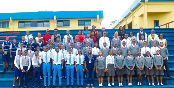 Image result for Pegasus High School, Eket