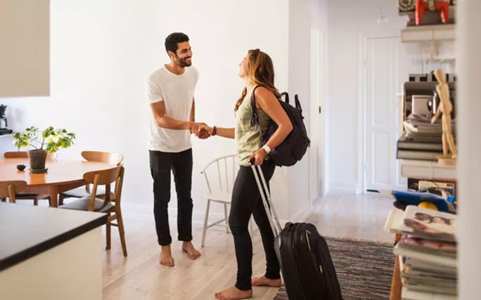 Sharing Economy - share your apartment