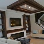 Living Room Modern Contemporary Entertainment Center Closet