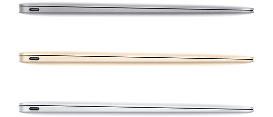 macbook apple with one usb 3.1 c port