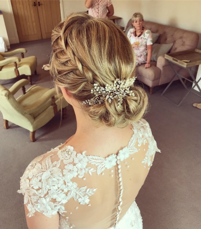 bridal specialist | the cotswolds | alice taper hair