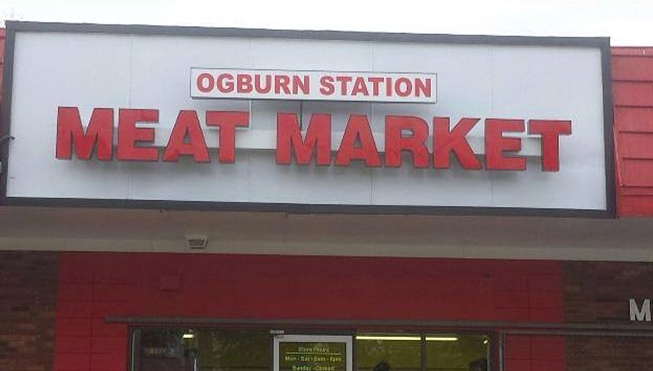 Ogburn Station Meat Market