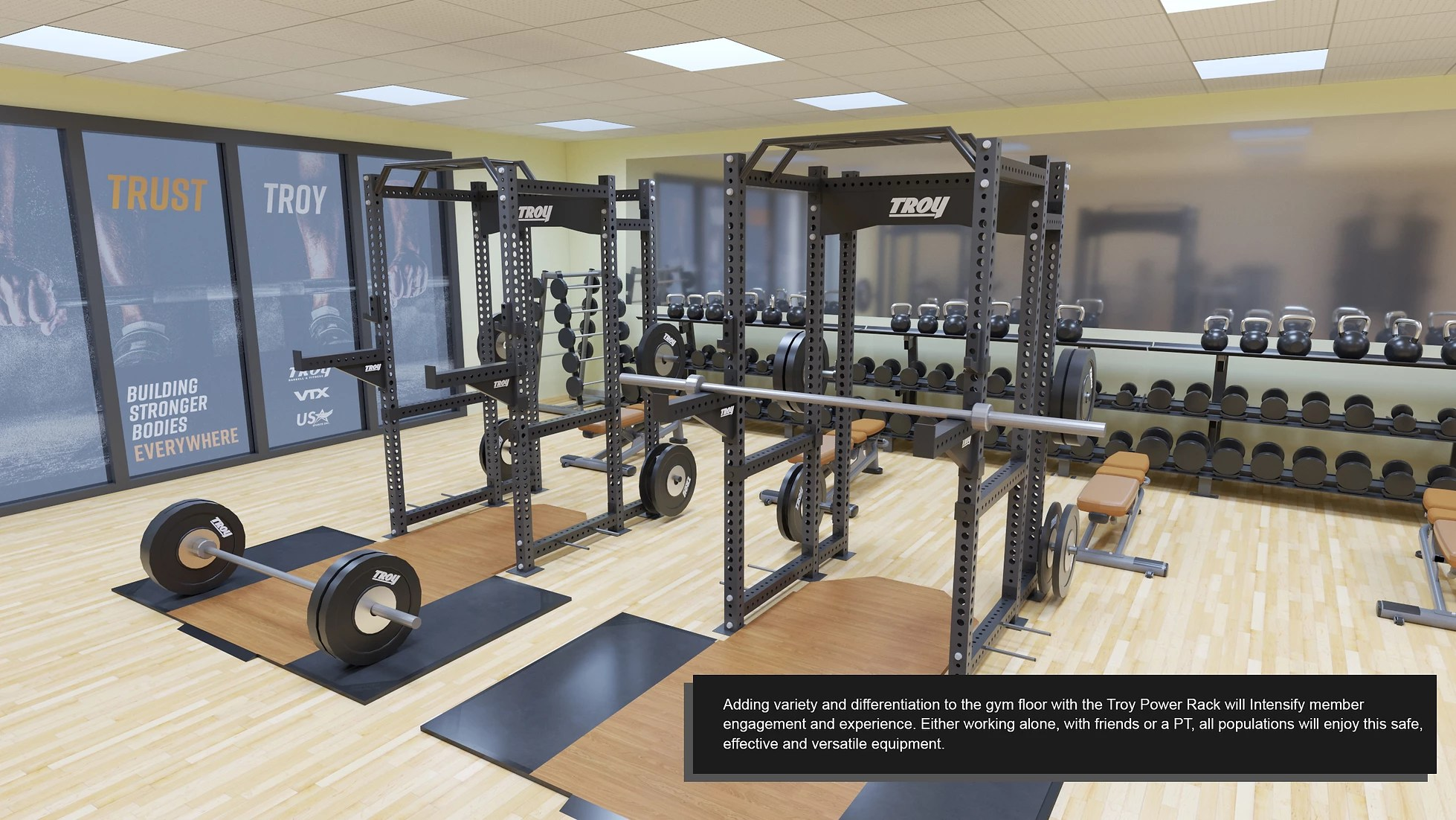 troy fitness gyms