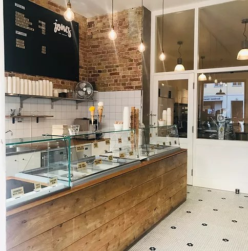 our shop jonesicecream