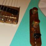 57 Chevy Pickup Inspired Skeehan Guitars