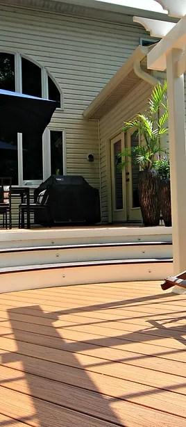 custom decks probuilt