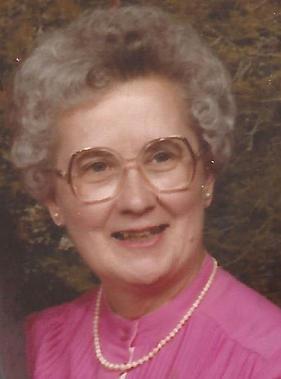 Pannell Bytes Aunt Sissie Corvin portrait