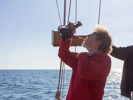 Tela Marinera boat tour
