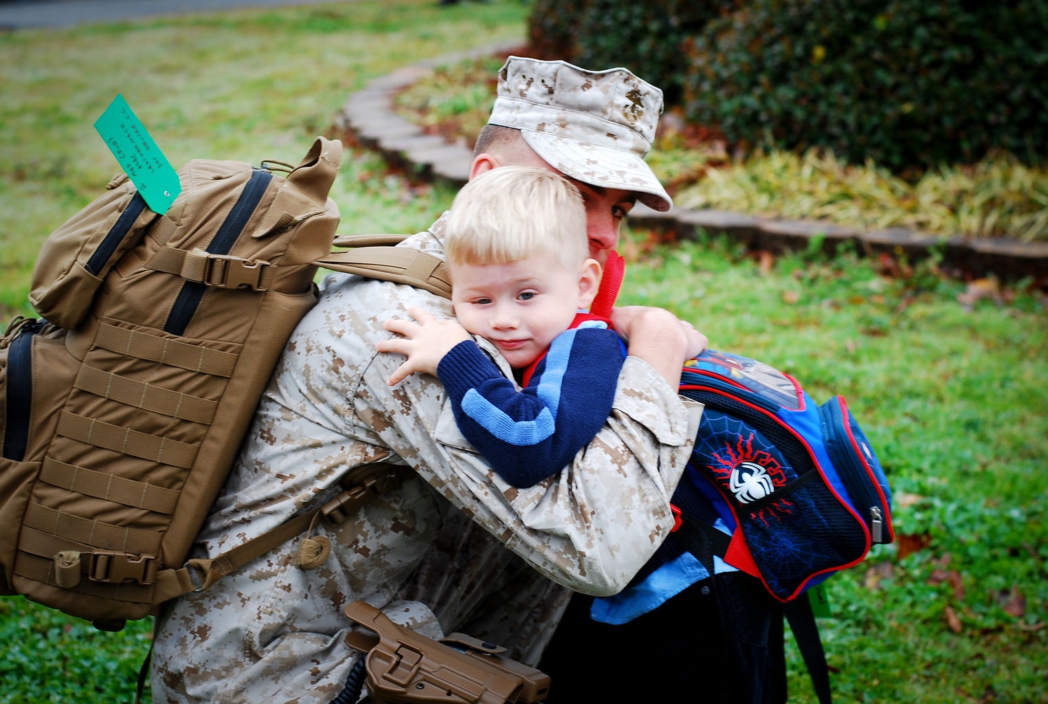 Military Family Deployment Photographer Camp Lejeune Jacksonville North Carolina