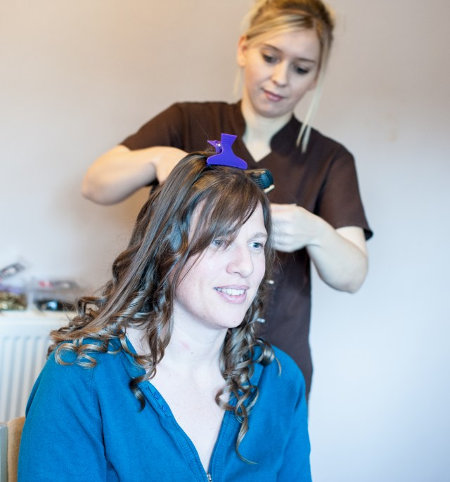 bridal hair and make-up| beautiful bride company| yeovil