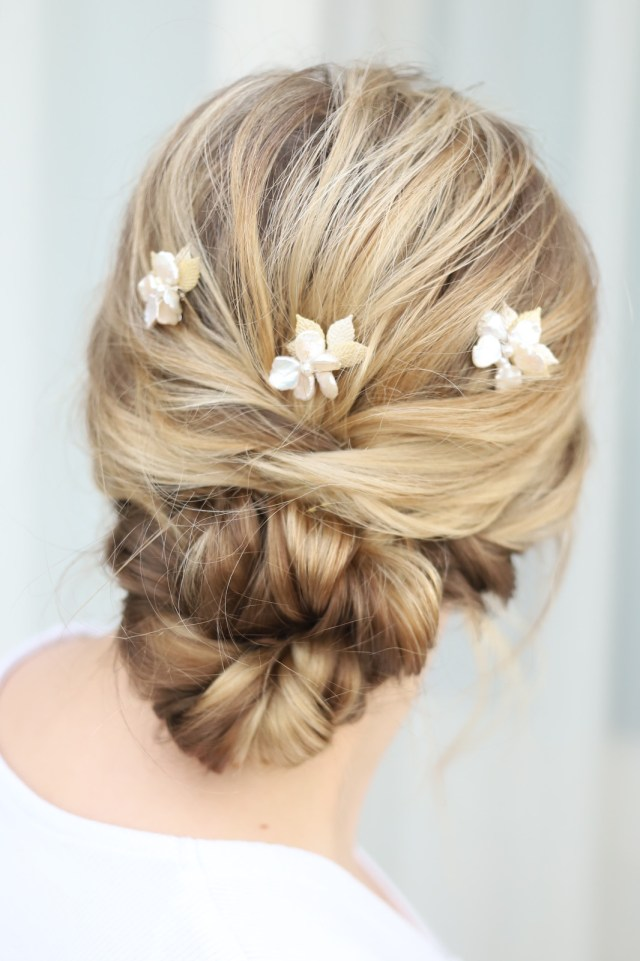 the bridal stylists | hair styling courses & training