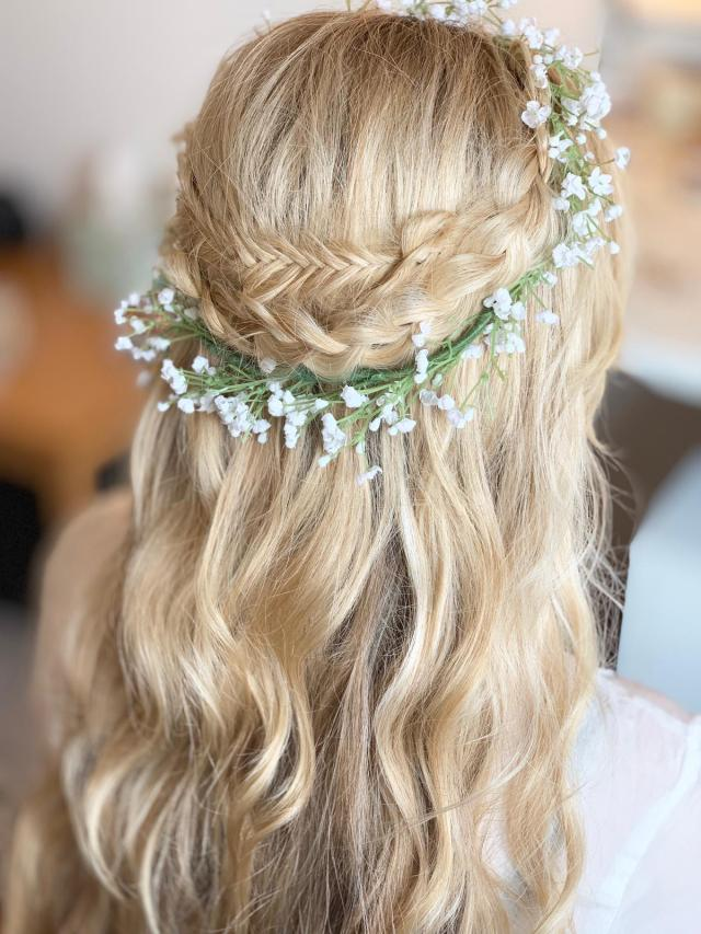 the bridal stylists | wedding hair & makeup | laura | north