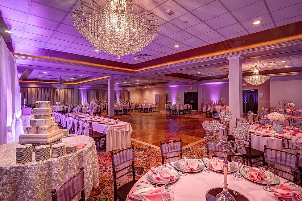 Pelazzio Houston TX Banquet Halls In Houston Wedding
