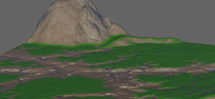 Environment Terrain