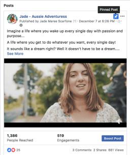 how to establish a stronger brand on social media - facebook marketing