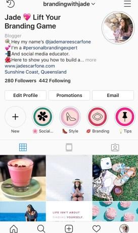 how to establish a stronger brand on social media - instagram marketing