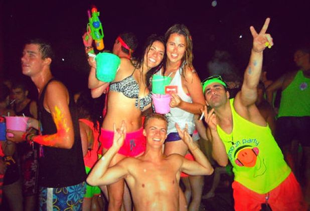 The Infamous Full Moon Party