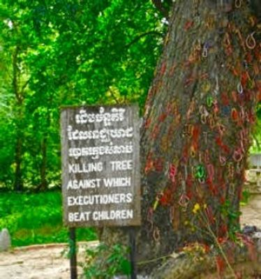 The Most Heartbreaking Place that I have Ever Been- the Cambodian Killing Fields