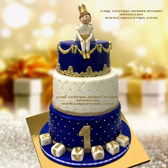 The Best First Birthday Cakes For Baby Girls Boys In Delhi Online