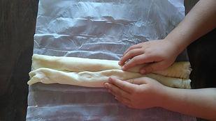 palmiers onneparlepaslabouchepleine blog maman culinaire activités enfants cuisine pâtisserie pâte feuilletée sucre