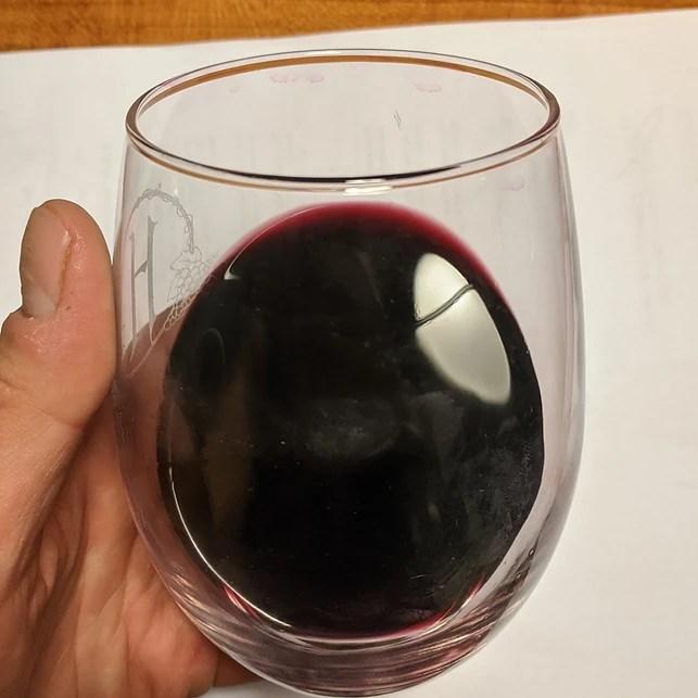 Dark Red Wine