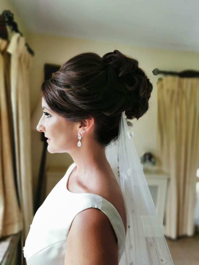 bridal hair ireland vow 2 wow past brides