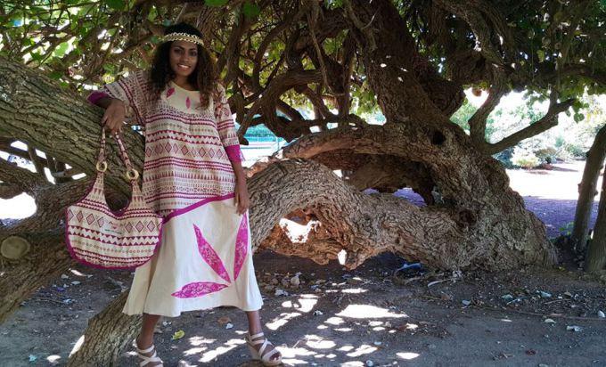 Robe de la marque Métissage - Nouvelle Calédonie