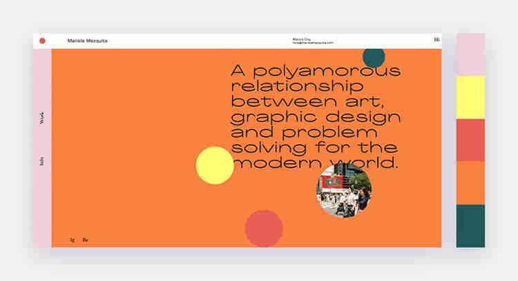modern website color scheme