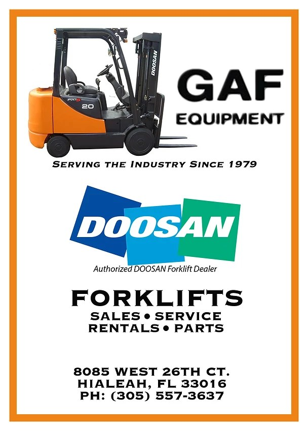 Forkift License Miami Forklift Training Miam Hialeah