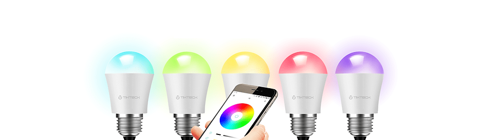 Tikteck Smart Led Light Bulb