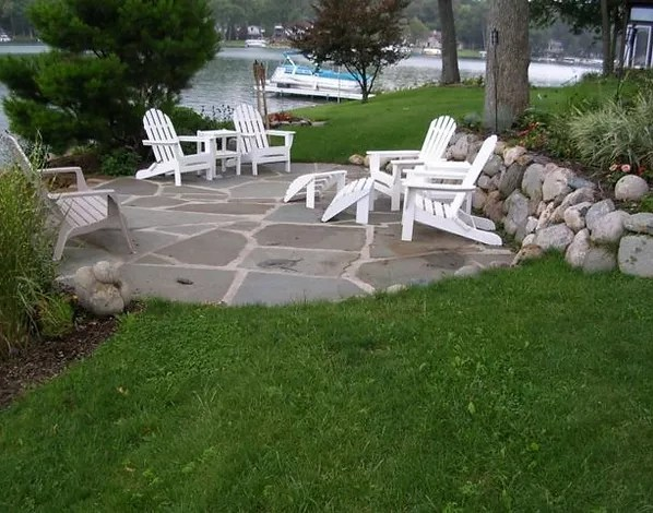 patios entries sandstone creation