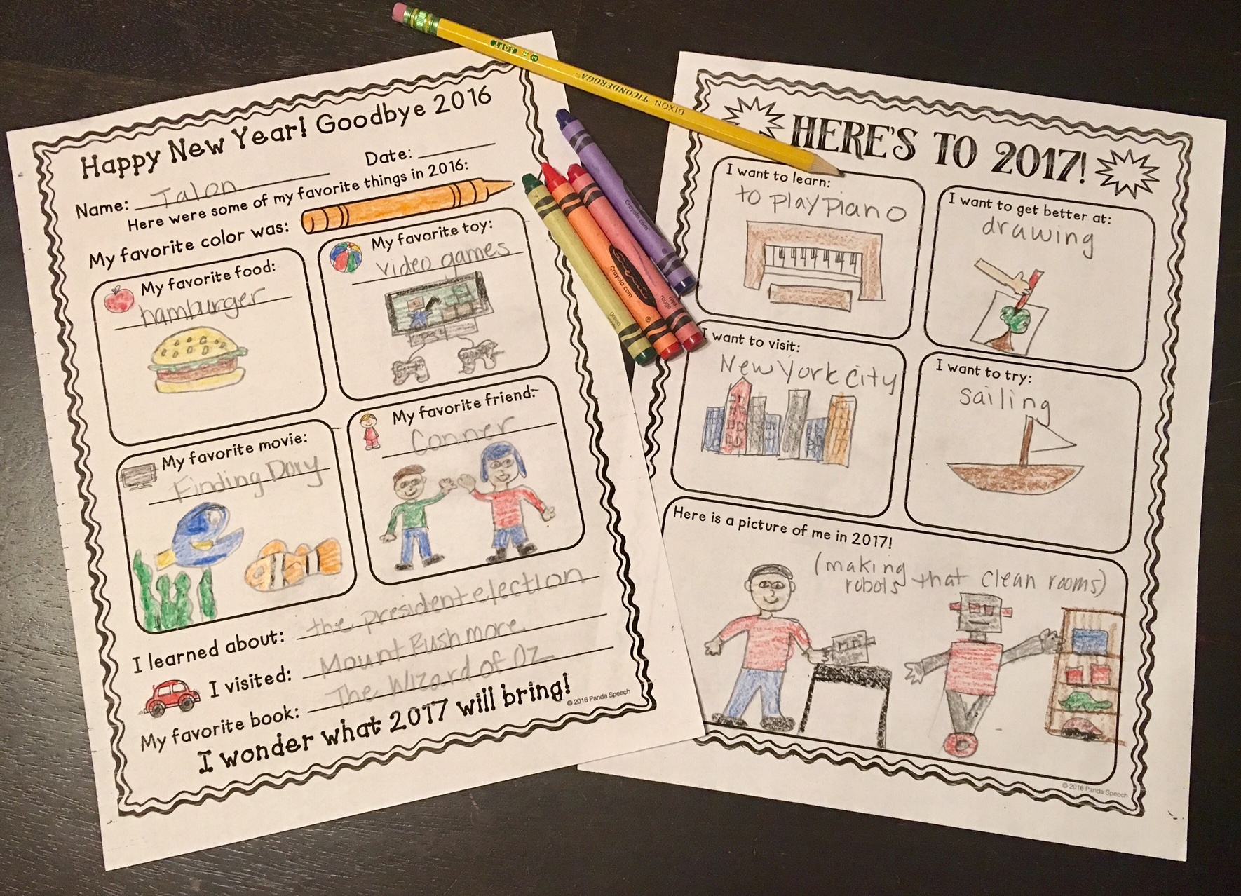 Mrs T S First Grade Cl Panda Themed Worksheet Mrs Best Free Printable Worksheets
