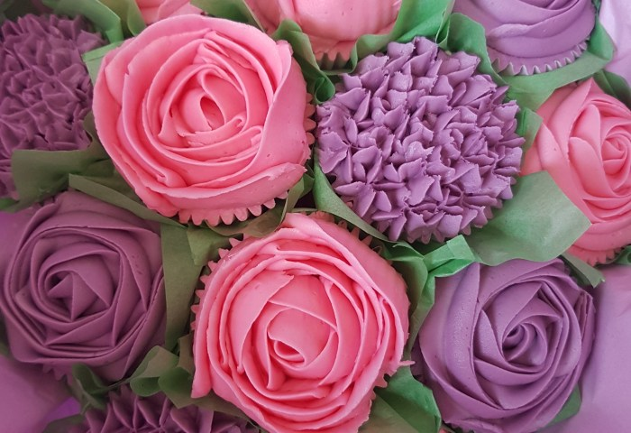 Cupcakesbyalison Cupcake Bouquets