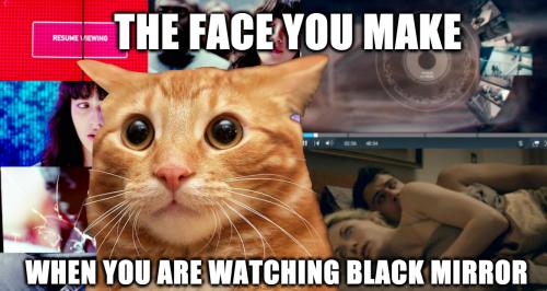 Image result for black mirror meme